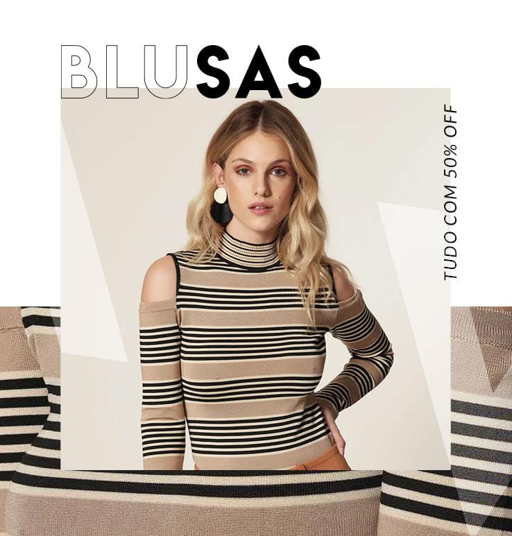 121c8585e791ad MOB | Roupas Femininas e Acessórios da Moda | Compre Online!