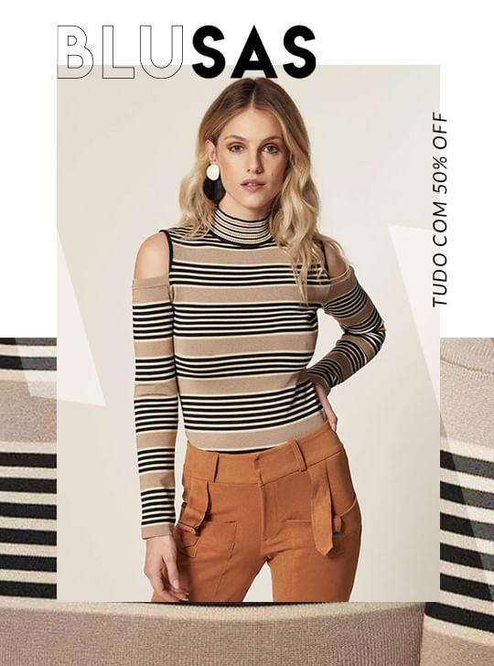 44c796583ba3 MOB | Roupas Femininas e Acessórios da Moda | Compre Online!